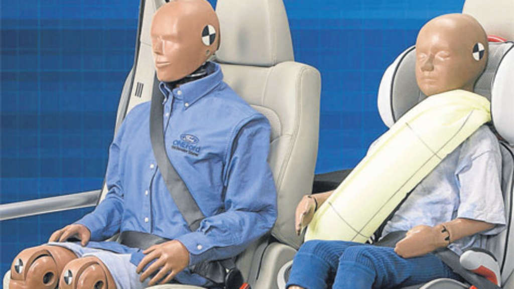 Ford Gurt Airbag