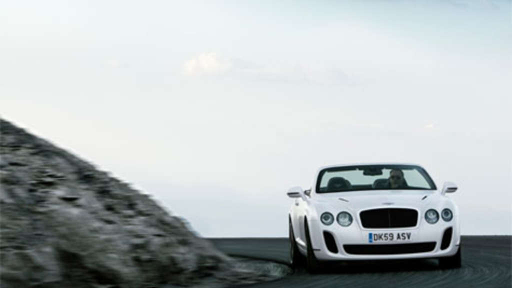Continental Supersports Cabrio