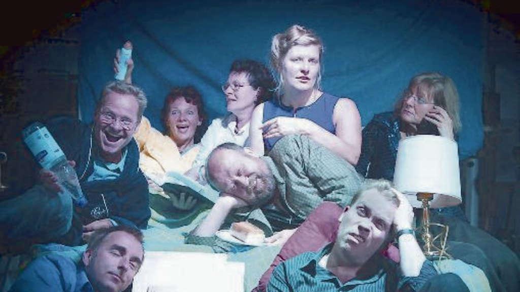 Stage legt erfolgreiche Alan-Ayckbourn-Komödie neu auf ...