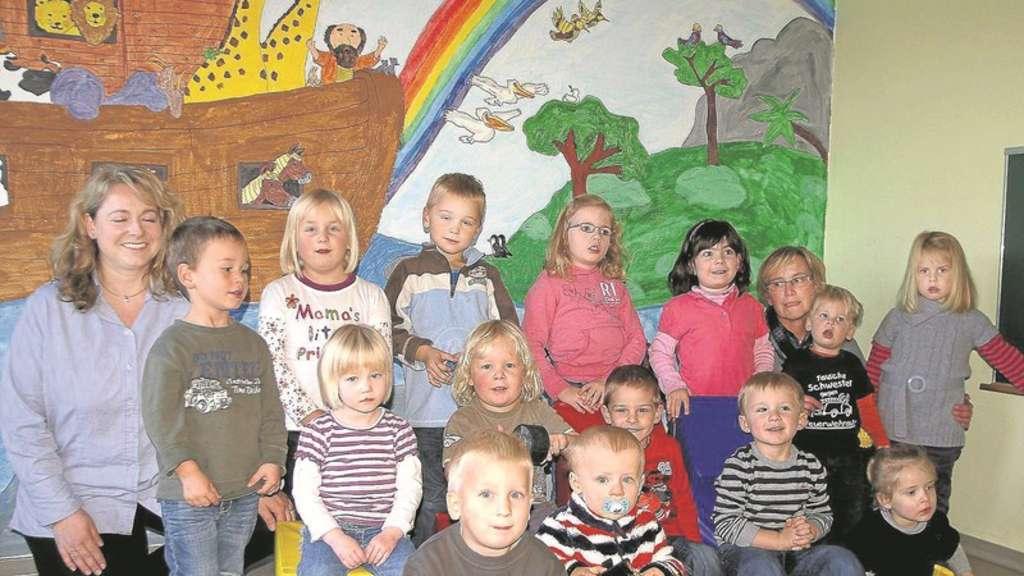 Sp testens im sommer 2013 wird eingruppiger kindergarten - Angebote kindergarten sommer ...