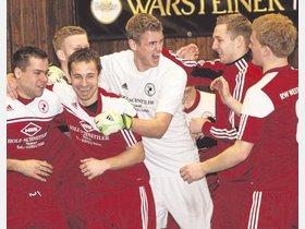 Großes Warsteiner Masters-Finale in Werl: 30 Teams noch im Rennen, RW ... - Soester Anzeiger