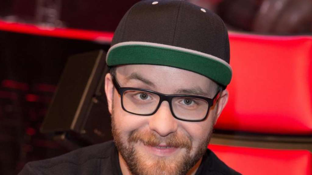 "Mark Forster in der Sat.1-Castingshow ""The Voice Kids"" in Berlin. Foto: Jörg Carstensen"