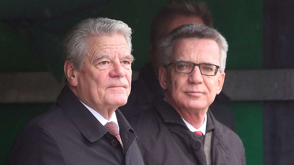 Gauck, Bundespolizei