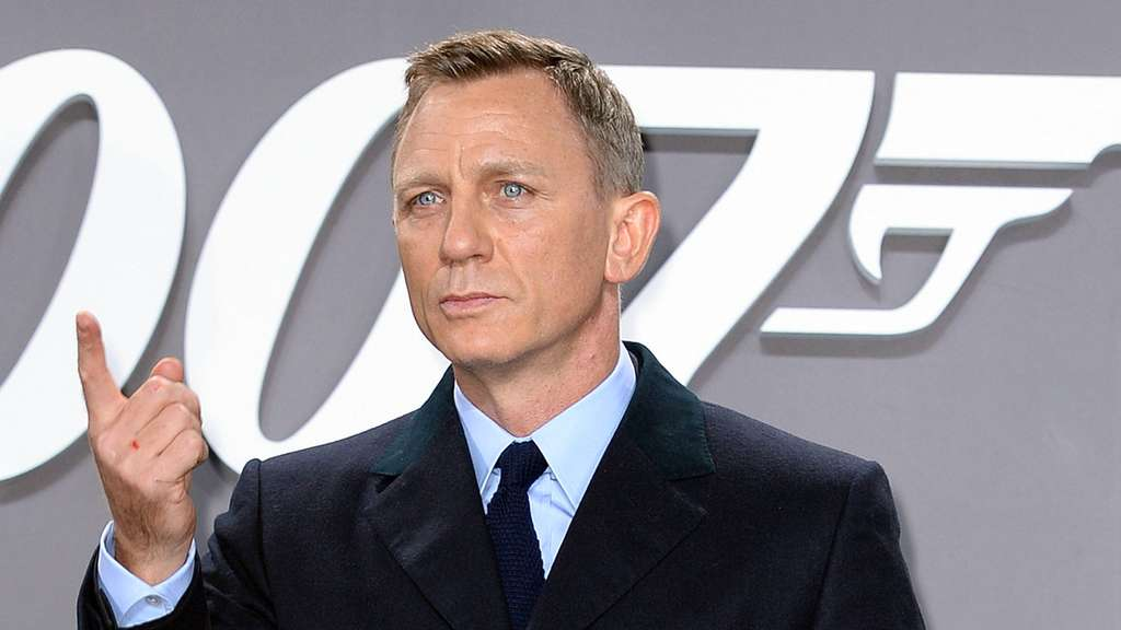 Daniel Craig James Bond 007 Purity