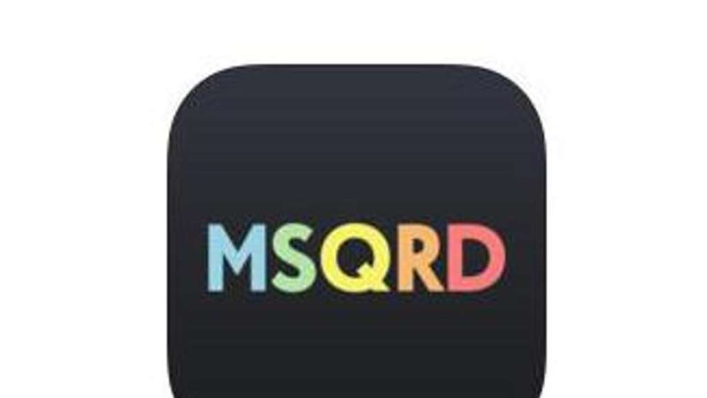 Die App MSQRD wird derzeit gehyped. Foto: Screenshot itunes.apple.com