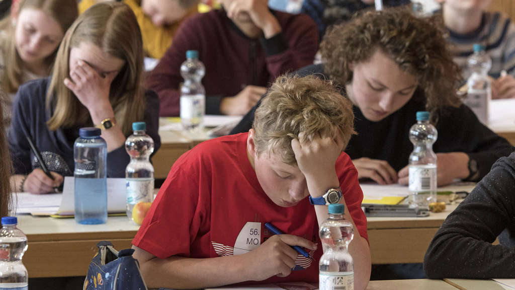 Schüler der Wilhelm-Kraft-Gesamtschule beteiligen sich an Online-Petition zu