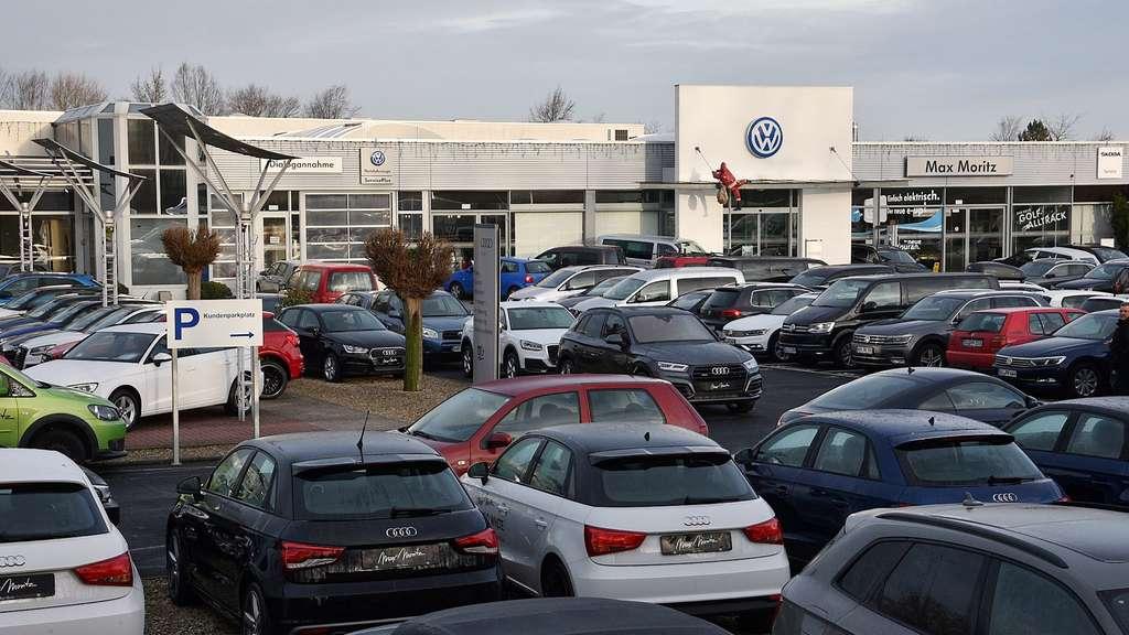 VW-Autohauskette der Weller-Gruppe meldet Insolvenz an