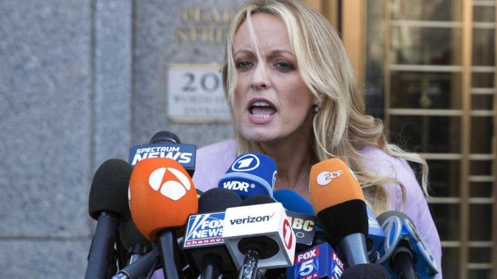 Juristische Niederlage für Stormy Daniels gegen Trump - Homepage