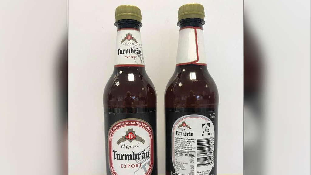 Nicht alkoholfrei: Brauerei ruft Turmbräu-Bier wegen falschem Etikett zurück