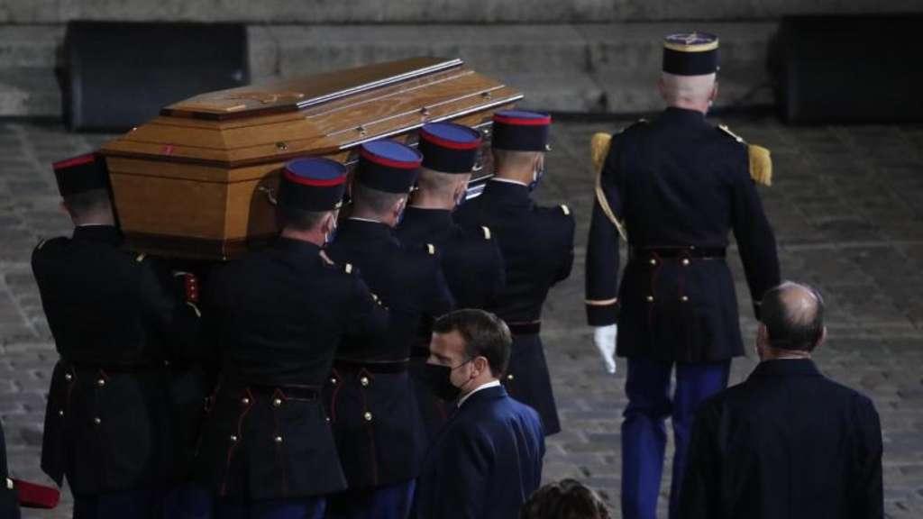 Frankreich gedenkt des ermordeten Lehrers Samuel Paty