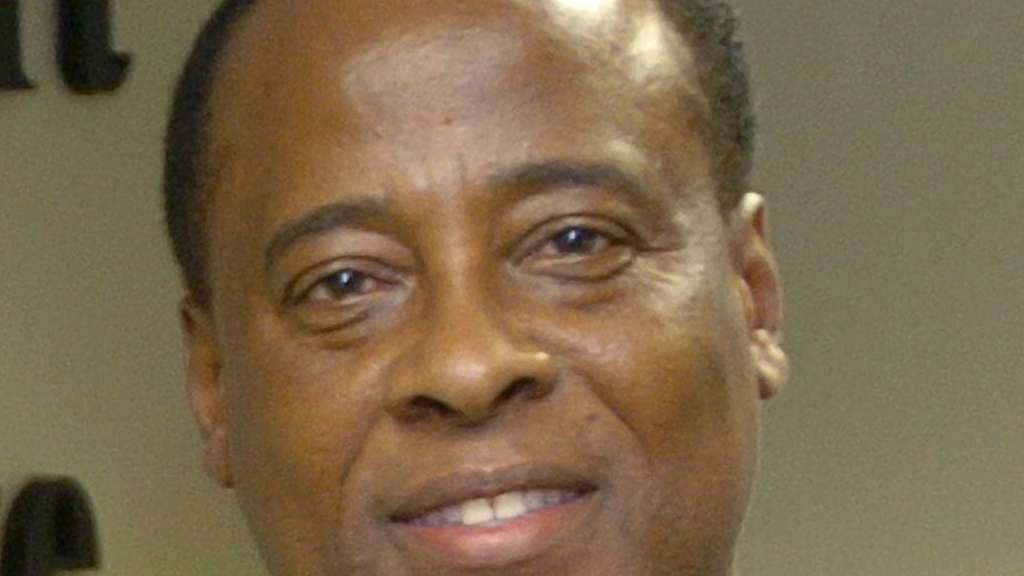 Privatarzt Conrad Murray