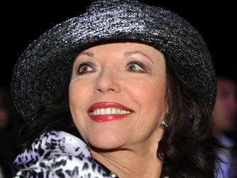 Denver-Biest Joan Collins in