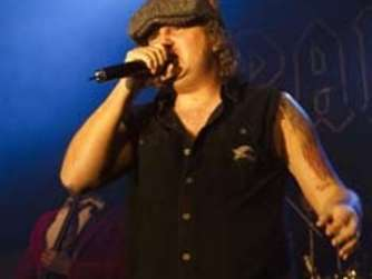 "AC/DC-Coverband ""Barock"" in der Stadthalle Soest"