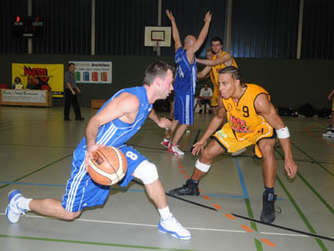 Basketball BC 70:Borchen