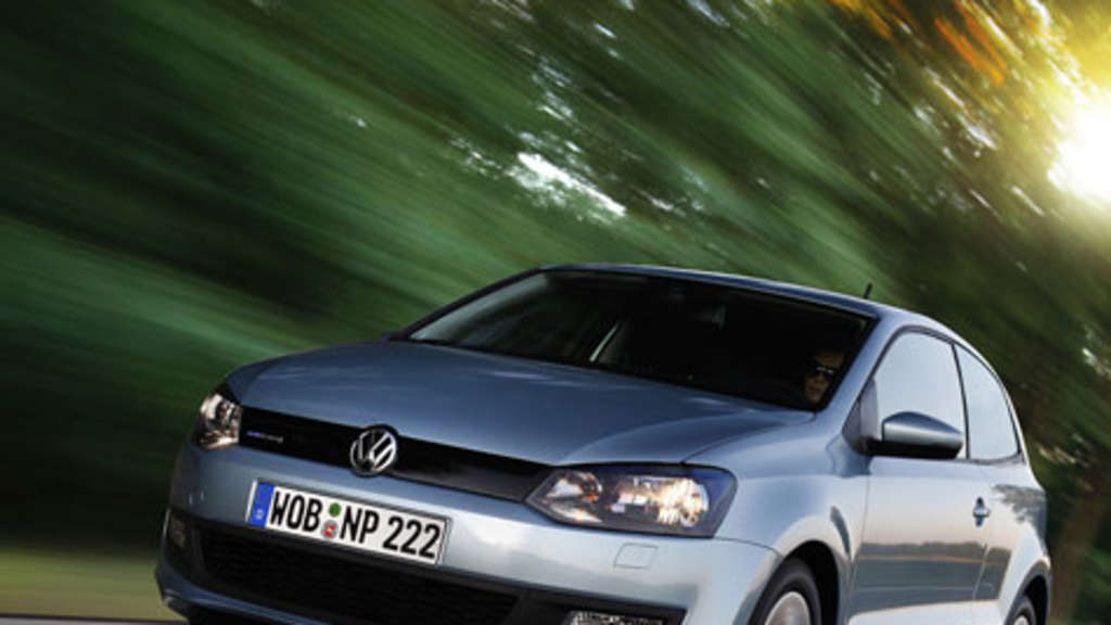 VW Polo 1.2 TDI Blue Motion