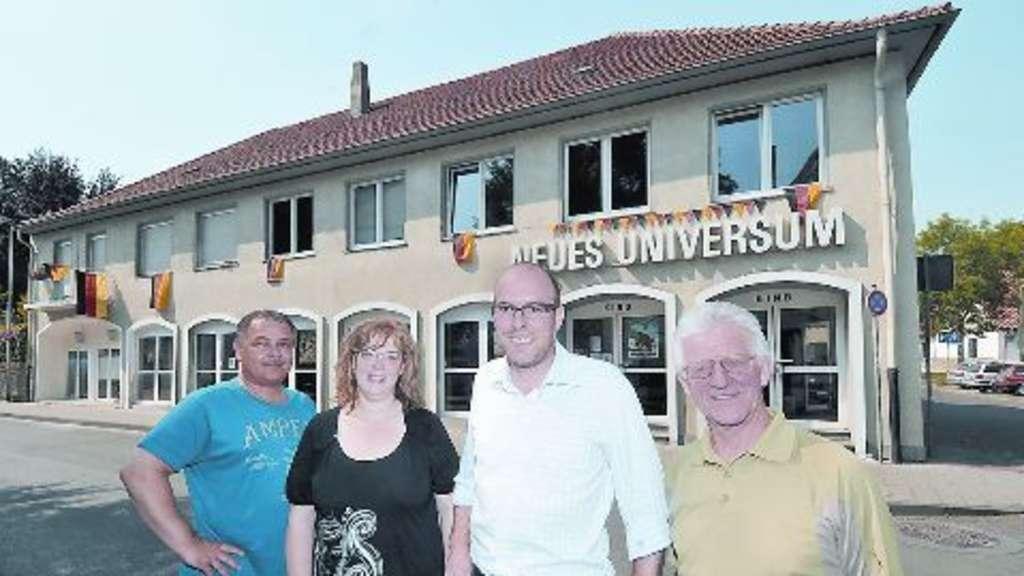 Neues Universum Soest