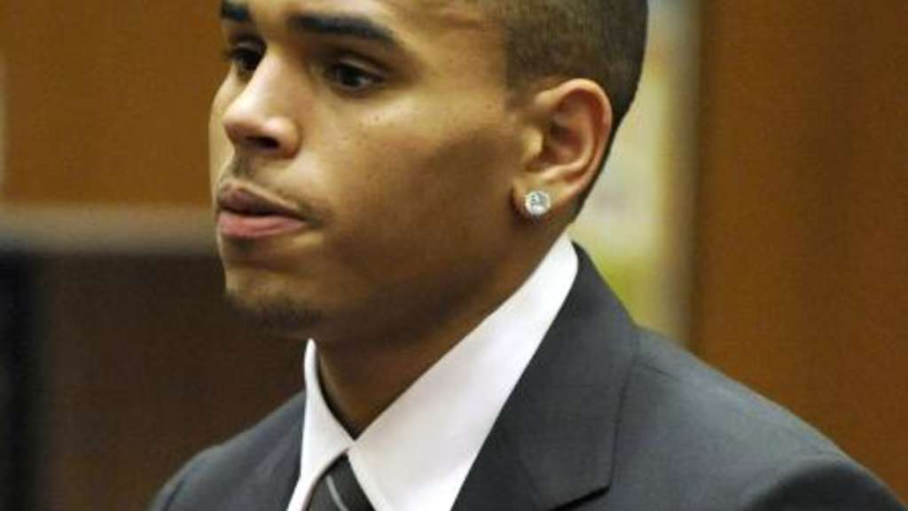 Richterlob Chris Brown