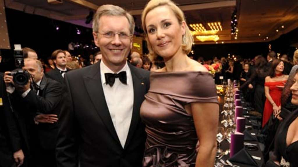 Christian Wulff Bundespresseball