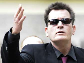 Charlie Sheen: War nie betrunken am Set