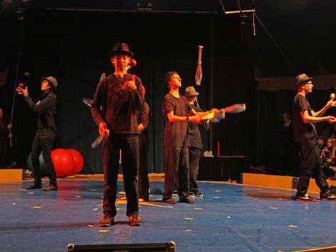 Cirkusfestival in Soest