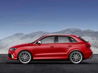 Power-SUV mit 310 PS: Audi RS Q3