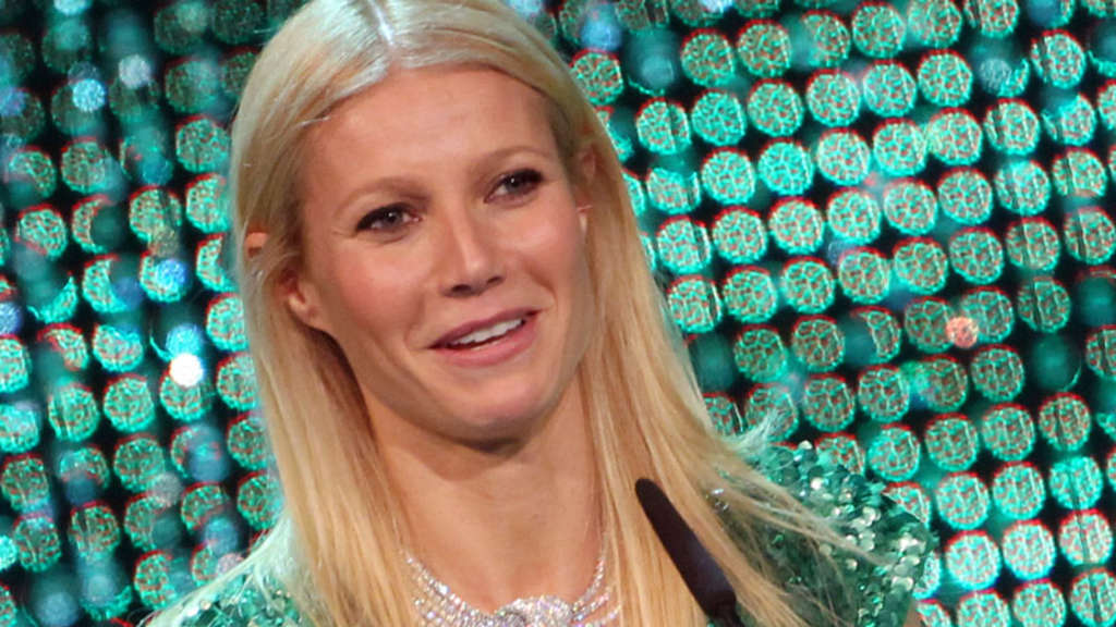 US-Schauspielerin Gwyneth Paltrow