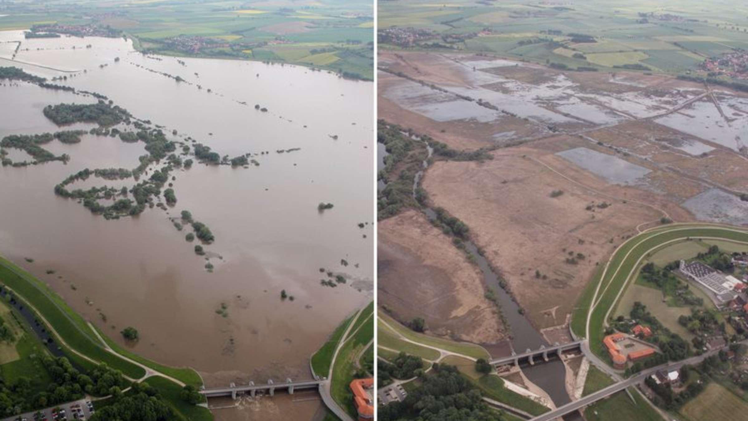 Hochwasser hat schwere Folgen für Elbregionen   Deutschland & Welt
