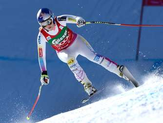 Speed-Queen Vonn will Gold in Sotschi
