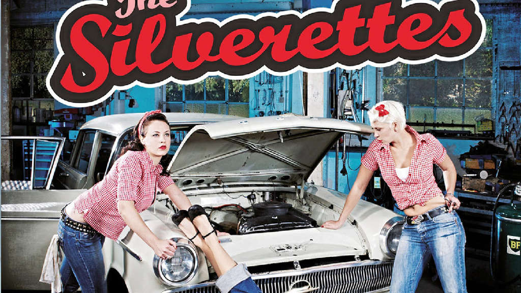The Silverettes: The Real Rock 'n' Roll Chicks