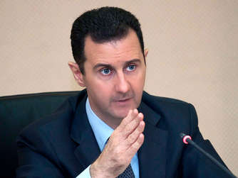 Wahl in Syrien: Assad holt fast 89 Prozent
