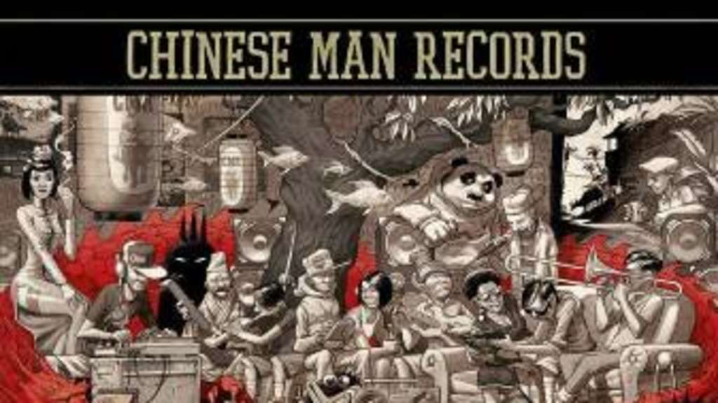 Chinese Man: The Groove Sessions