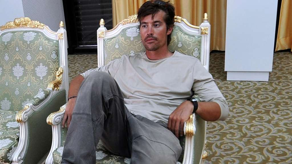 US-Journalist James Foley