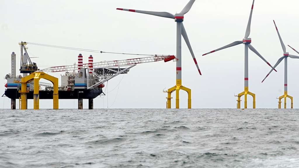 Offshore-Windparks.