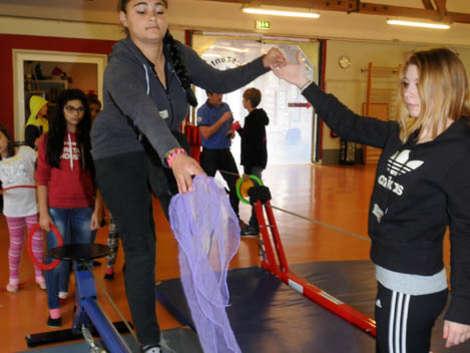 Akrobatik in Wort und Spiel