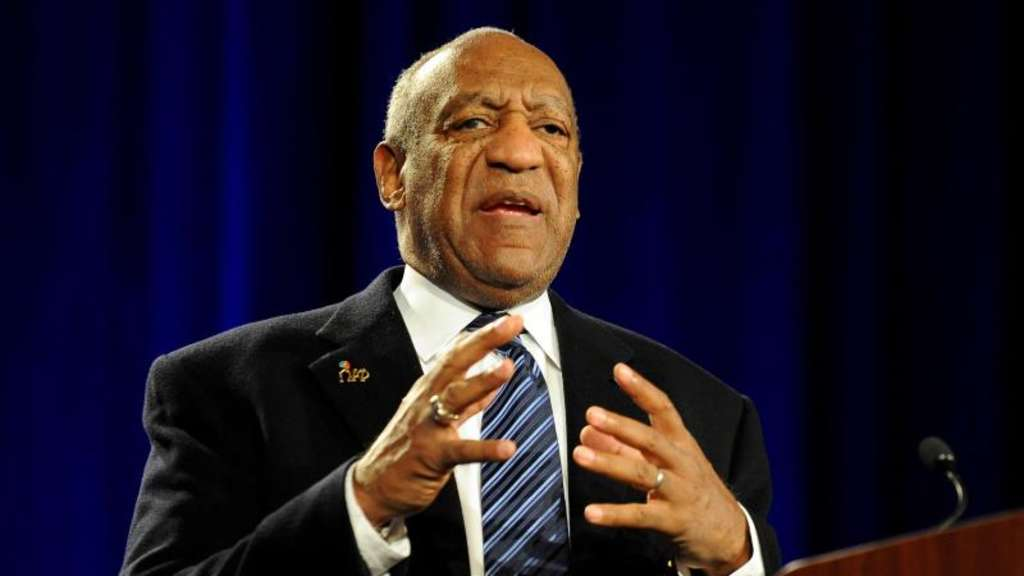 Bill Cosby 2011 in New York. Foto: Frank Franklin