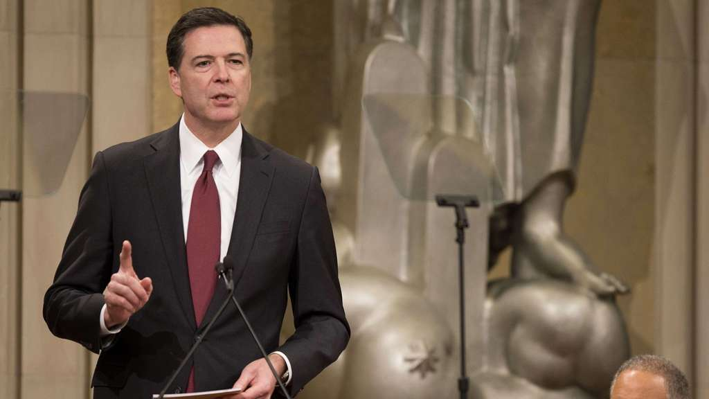 FBI-Direktor James Comey