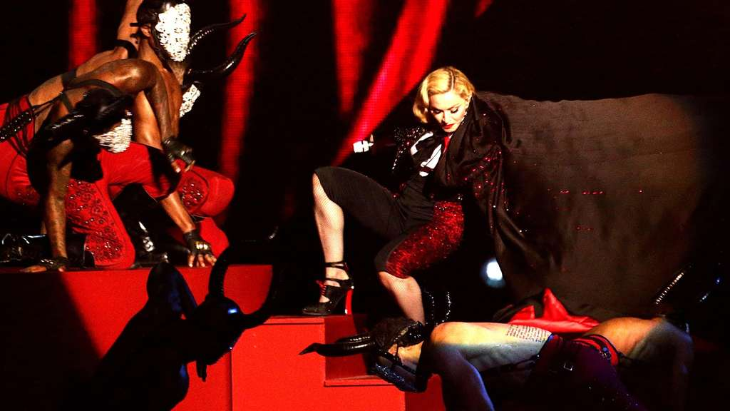 Madonna Brit Awards