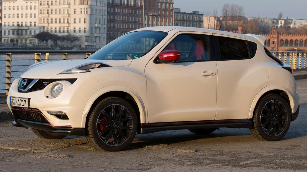 Nissan Juke Nismo RS Modell 2015