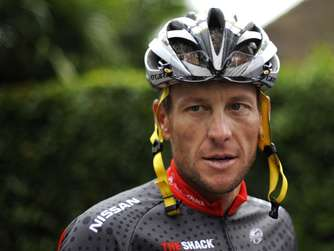 Armstrong: Dopingandeutungen in Richtung Froome