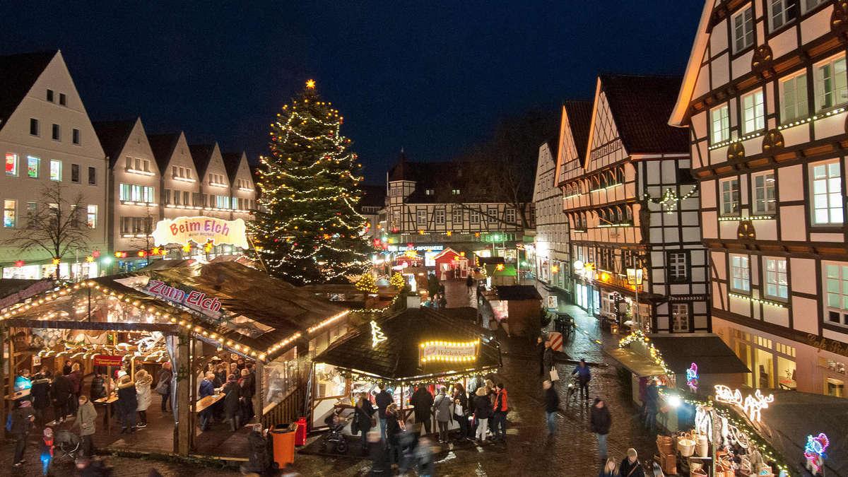 Soest Weihnachtsmarkt.Wie Der Weihnachtsmarkt Zum Anziehungspunkt Wurde Soest