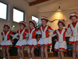 Kinderkarneval in Holtum