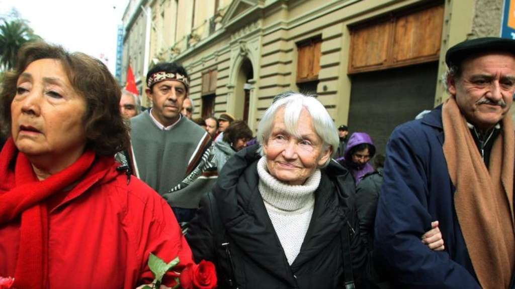 Margot Honecker ist in Chile gestorben. Foto: Claudio Reyes/Archiv