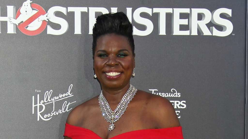 Leslie Jones bei der Ghostbusters-Premiere in Hollywood.