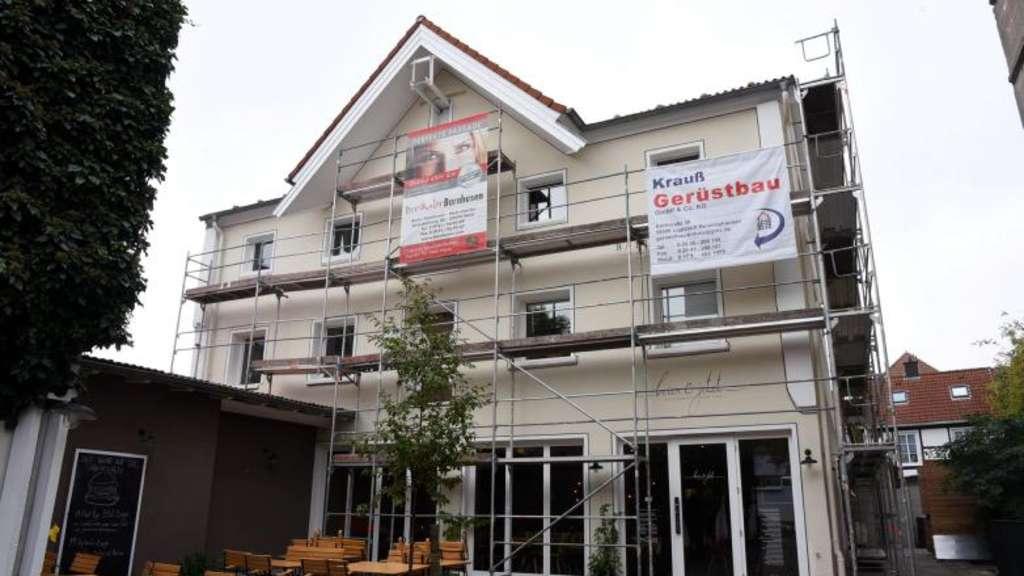 Tauziehen Um Fassadenfarbe Fur Restaurant Hier Jetzt Beendet Soest