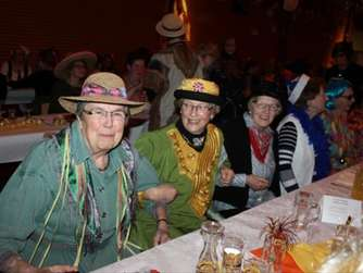 Frauenkarneval in Oestinghausen