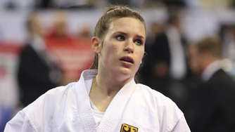 Shara Hubrich holt EM-Bronze in Sofia