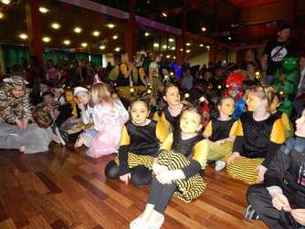 Kinderkarneval in Wickede