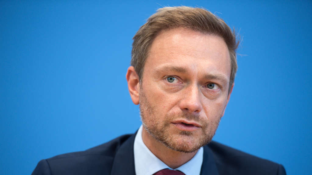 Christian Lindner.
