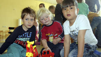 Kindergartensituation ist Thema im Rat