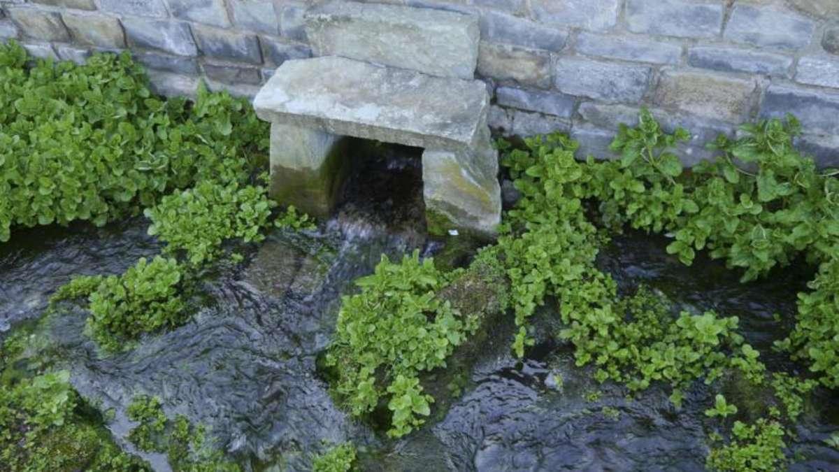 bauarbeiten haben wasser versiegen lassen drainage soll wieder entfernt werden soest. Black Bedroom Furniture Sets. Home Design Ideas